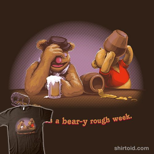 A Beary Rough Week
