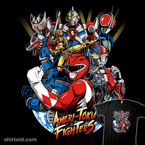 Ameri-Toku Fighters