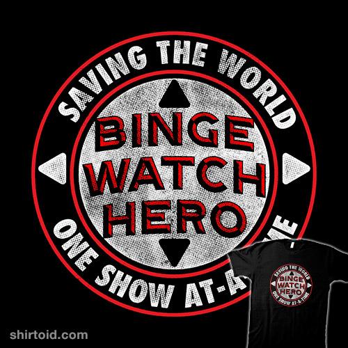 Binge Watch Hero