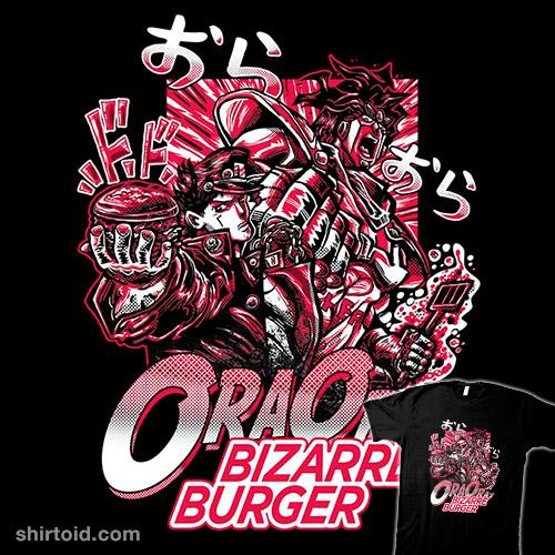 Bizarre Burger