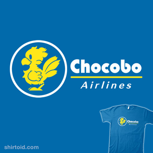 Chocobo Airlines