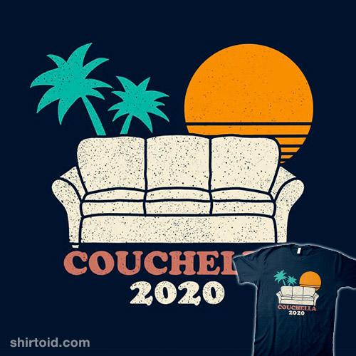 Couchella 2020