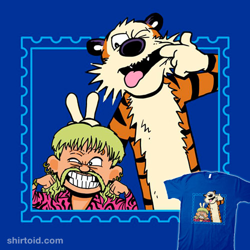 Exotic Joe and Tiger