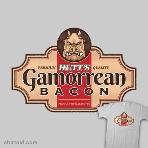 Gamorrean Bacon