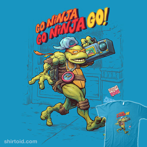 Go Ninja Go