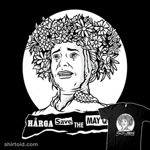 Hårga Save The May Queen