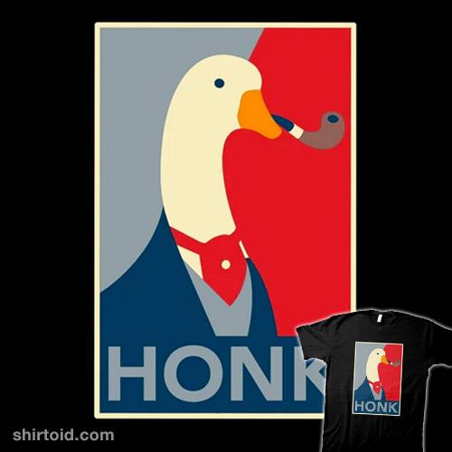 Honk 4 President