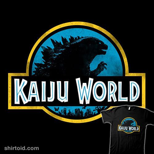 Kaiju World