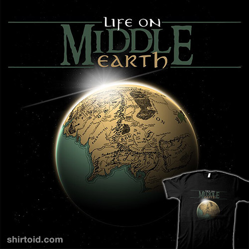 Life On Middle Earth