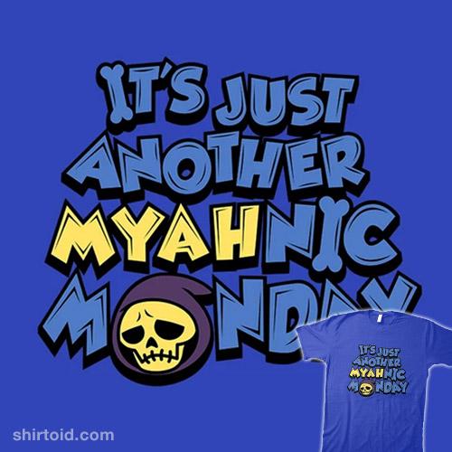 MYAHnic Monday