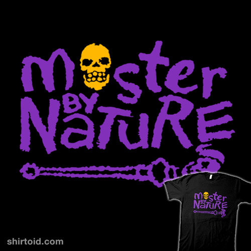 Master by Nature (Evil)