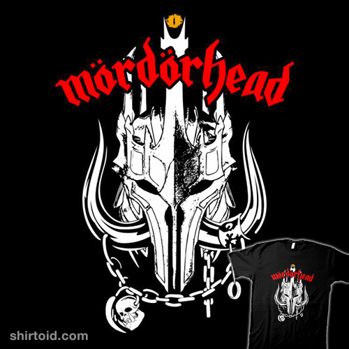 Mordorhead Rock