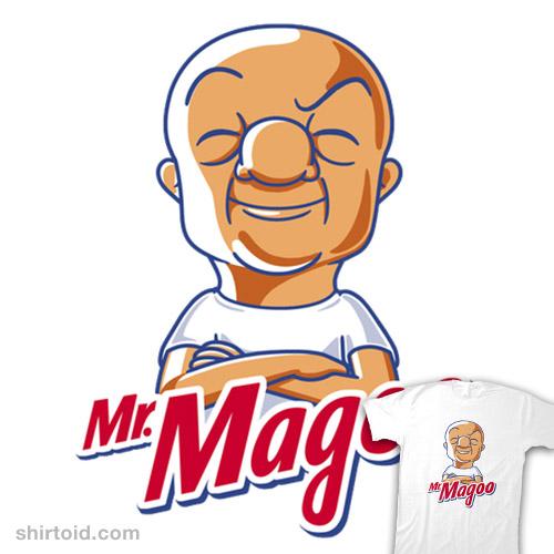Mr. Blind!