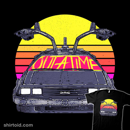 Outatime In The 80s
