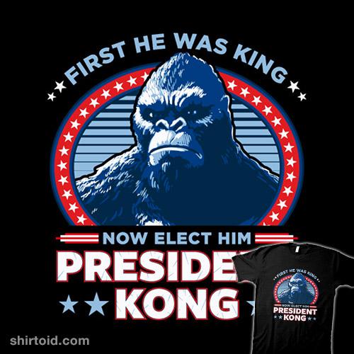 President Kong