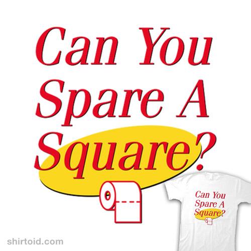 Spare A Square