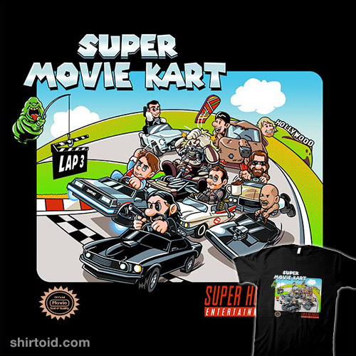 Super Movie Kart