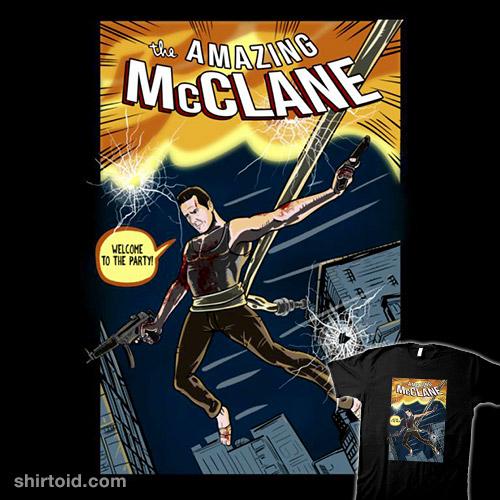 The Amazing McClane