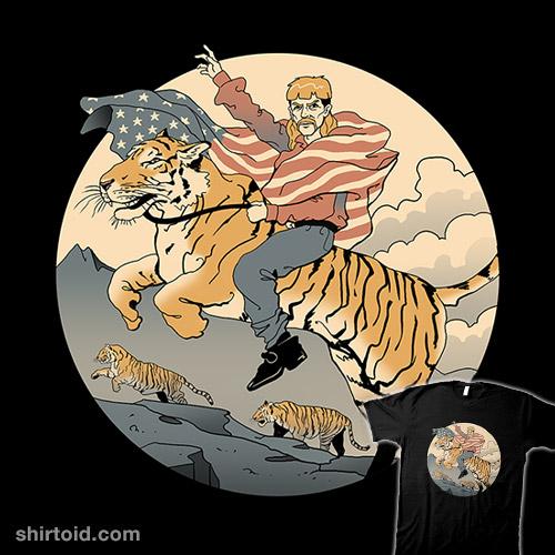 Tiger Crossing America