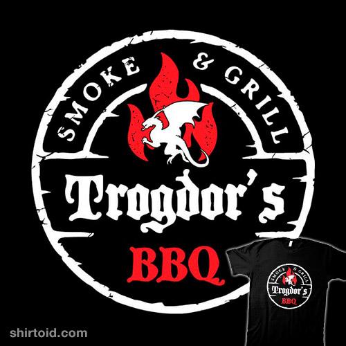Trogdor's BBQ
