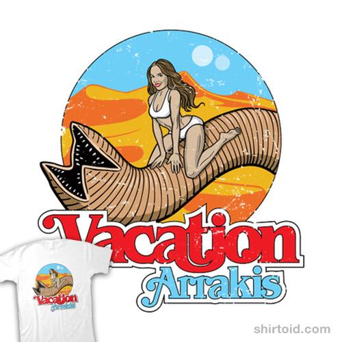 Vacation Arrakis