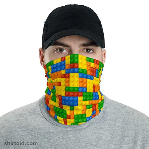 Blocks Neck Gaiter