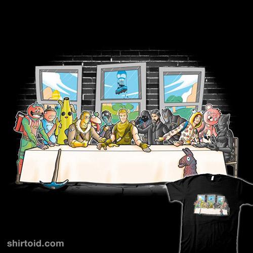 Battle Royale Supper