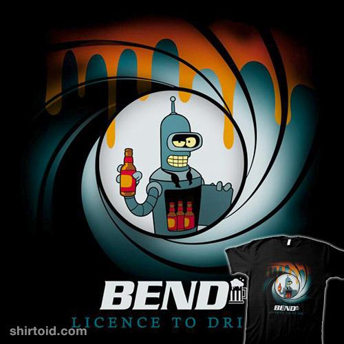 Bend Agent Drink