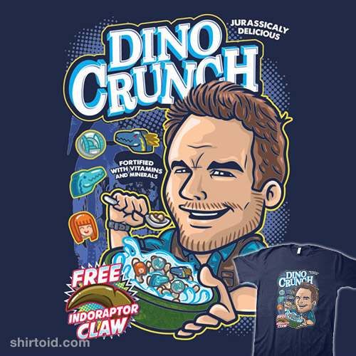 Dino Crunch Cereal