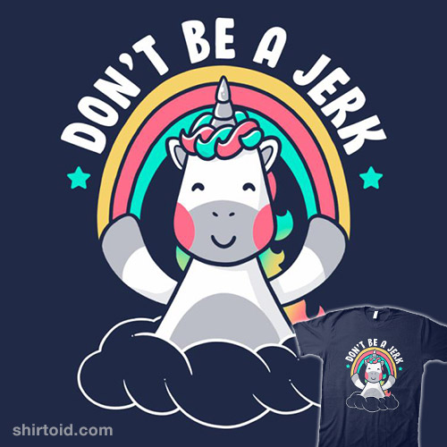 Don't Be a Jerk
