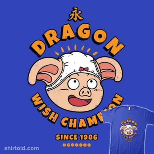 Dragon Wish Champ