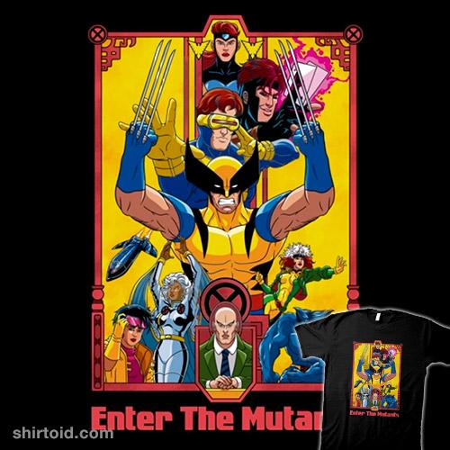 Enter the Mutants