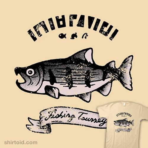FISHING TOURNEY