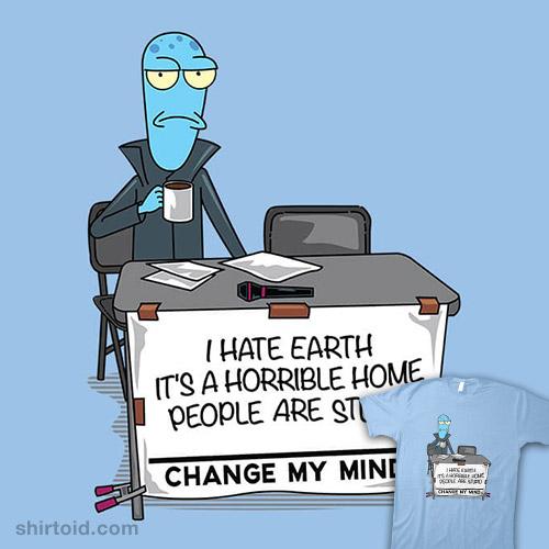 I Hate Earth