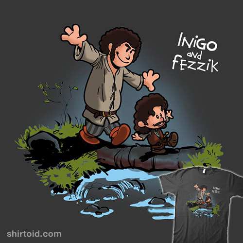 Inigo and Fezzik