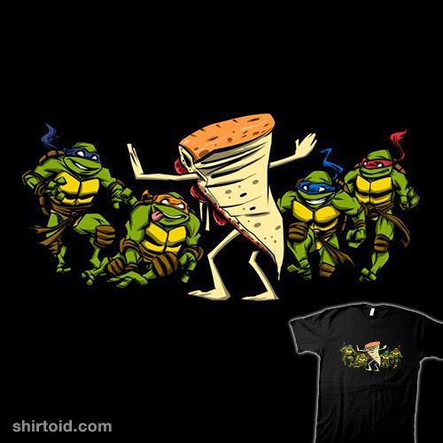 Jurassic Pizza