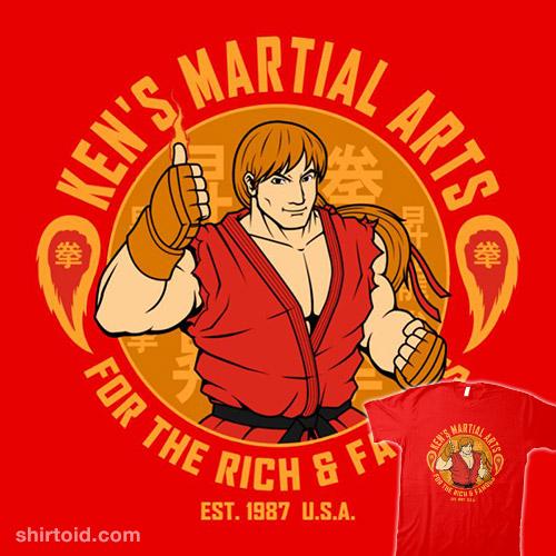 Ken's Martial Arts