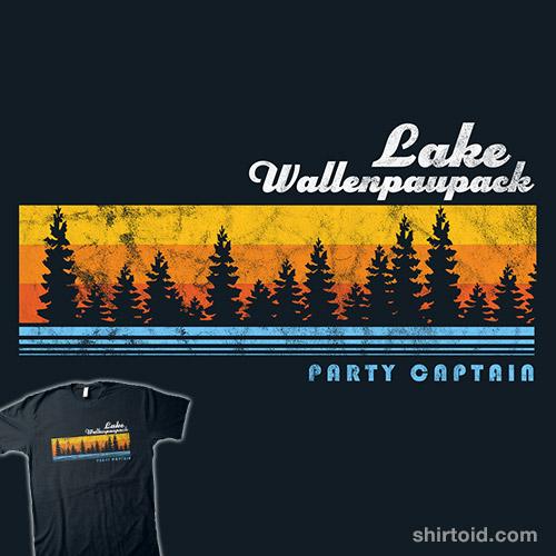 Lake Wallenpaupack Party Captain