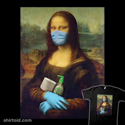 Mona Lisa 2020
