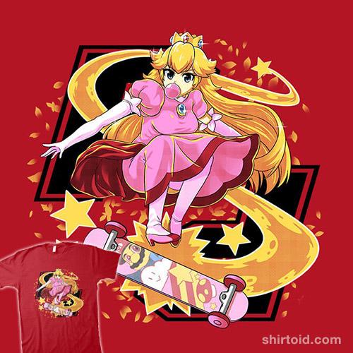 Pro Skater Princess