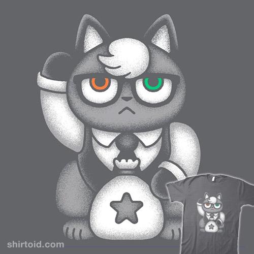 SMUG CAT