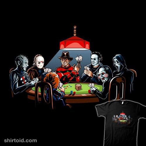 Slasher Poker