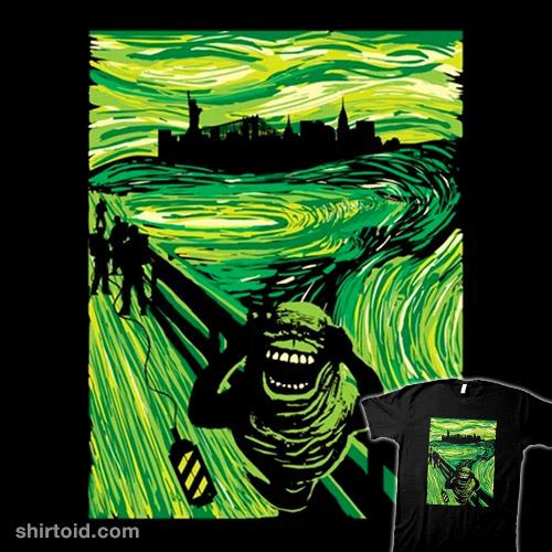 Slimer's Scream