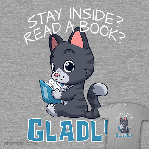 Stay Inside and Read