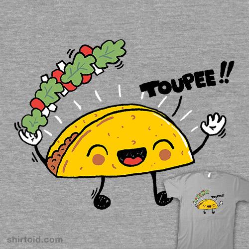Taco Toupee