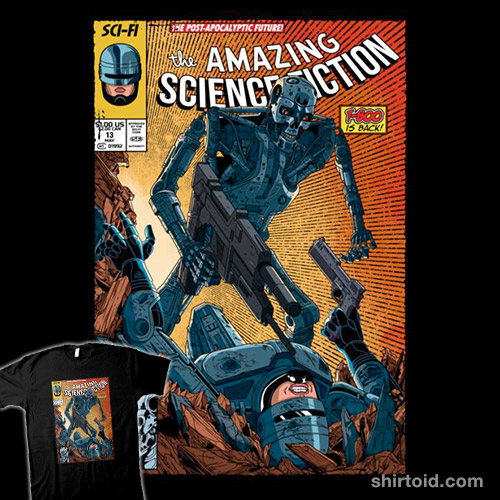 The Amazing Sci-Fi
