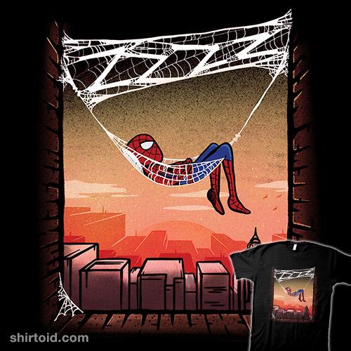 The Amazing Spider-Naps