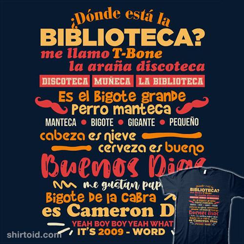 The Bibliotecas Rap