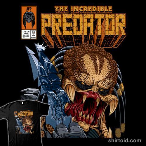 The Incredator