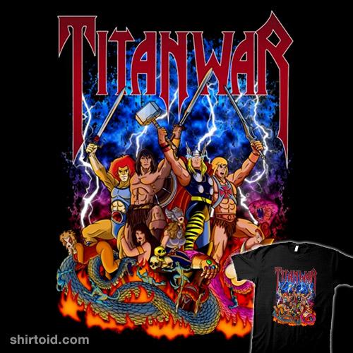 Titan War
